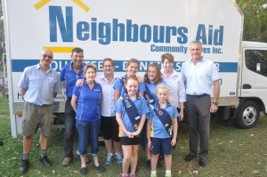 1. Girl Guides Fiji Relief