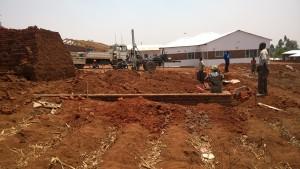 Borehole 8 Malawi High School