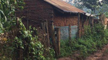 Kenyan Slum House