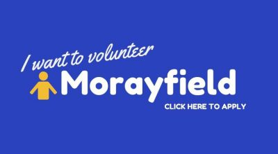 I want to volunteer morayfield